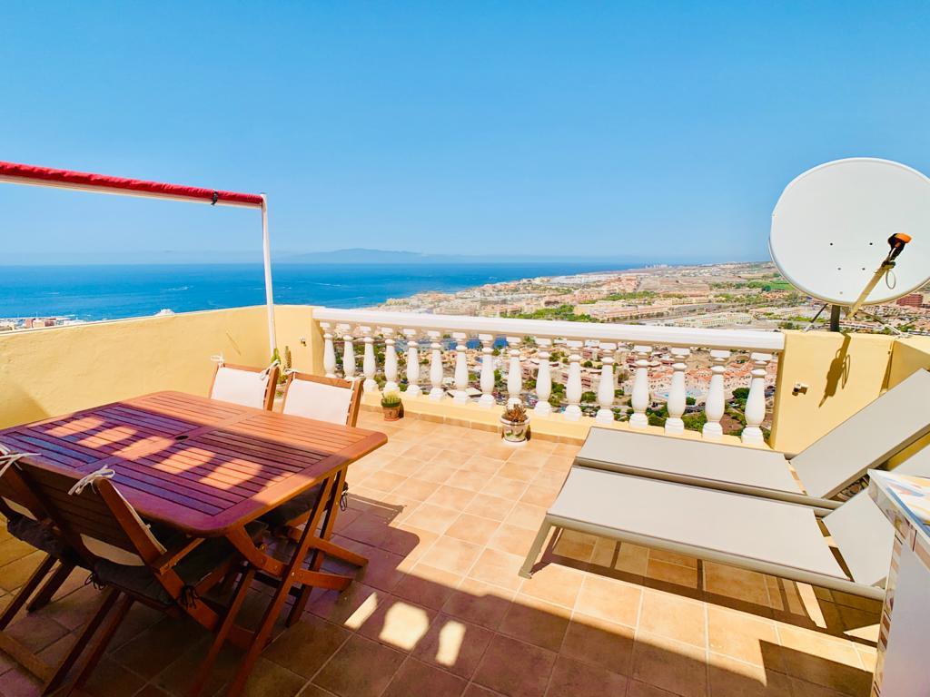 Balcon del Atlantico Apartment E07010A for rent, Torviscas Alto
