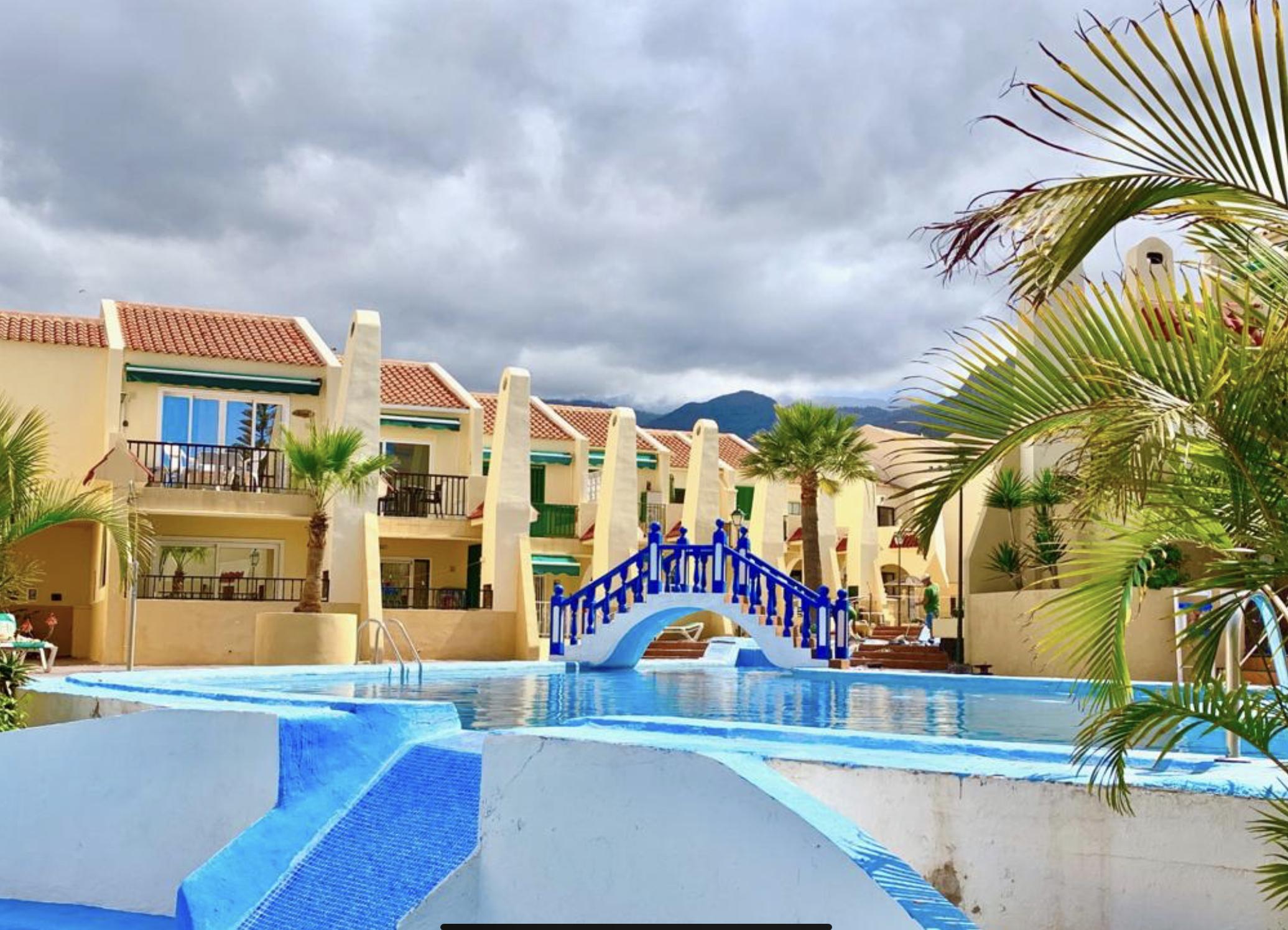 Letting Property Home M0970D0V, Tenerife, South Tenerife, Fañabe Beach